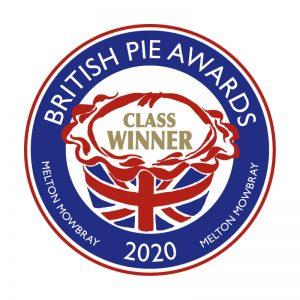 Class winner logo - British Pie Awards 2020