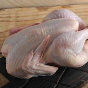 whole chicken raw